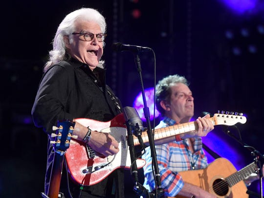Ricky Skaggs will perform as part of the 2019-2020 GPAC season.
