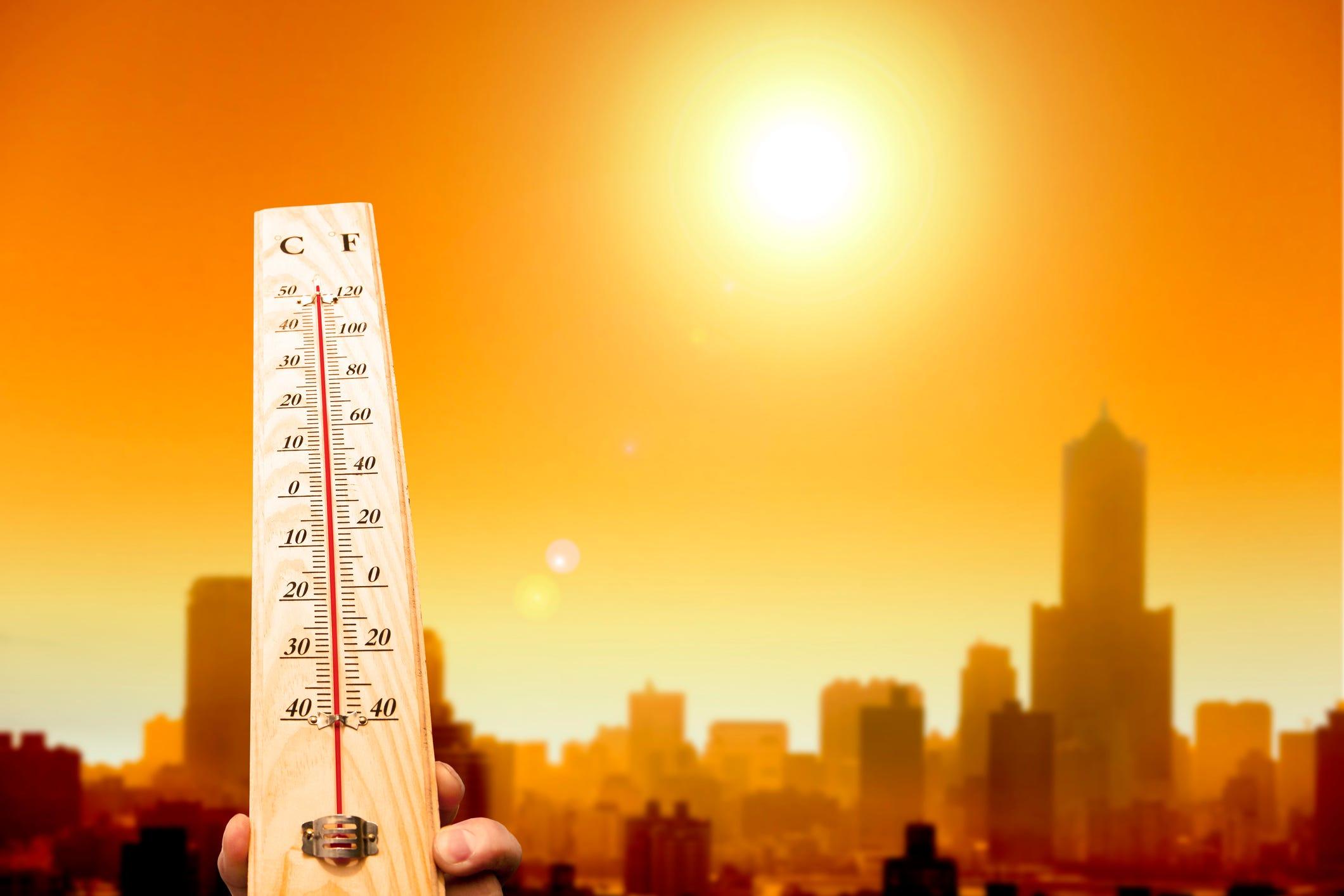 Hot Weathers Return Brings Ozone Warnings