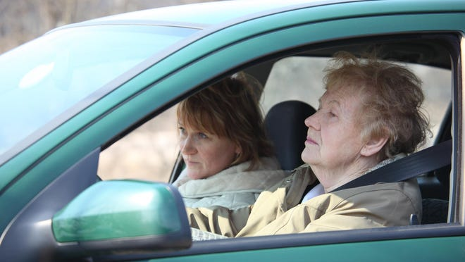 Seniors should seek out a safe driving course from AARP or AAA.