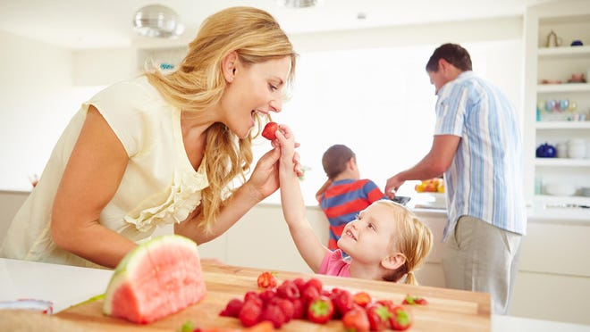 Norton Healthcare expert offers some yummy snack ideas.
