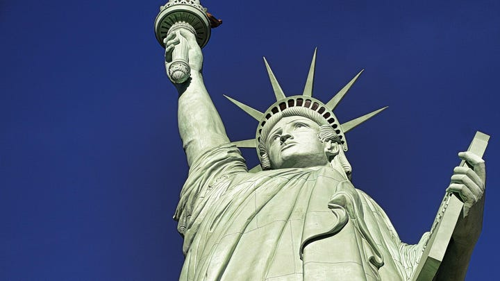 'Liberty: Mother of Exiles' a love letter to famed statue - and democracy