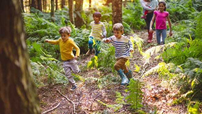 If you didn't realize, there are four stages every parent experiences when signing their kids up for summer camp. One mom walks you through them. Credit: Getty Images