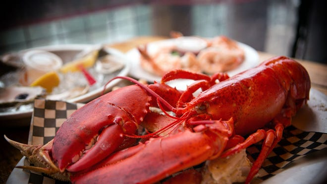 Charlotte Gill ofCharlotte's Legendary Lobster Pound has a new way to cook lobster aimed at easing their pain, she told local media.