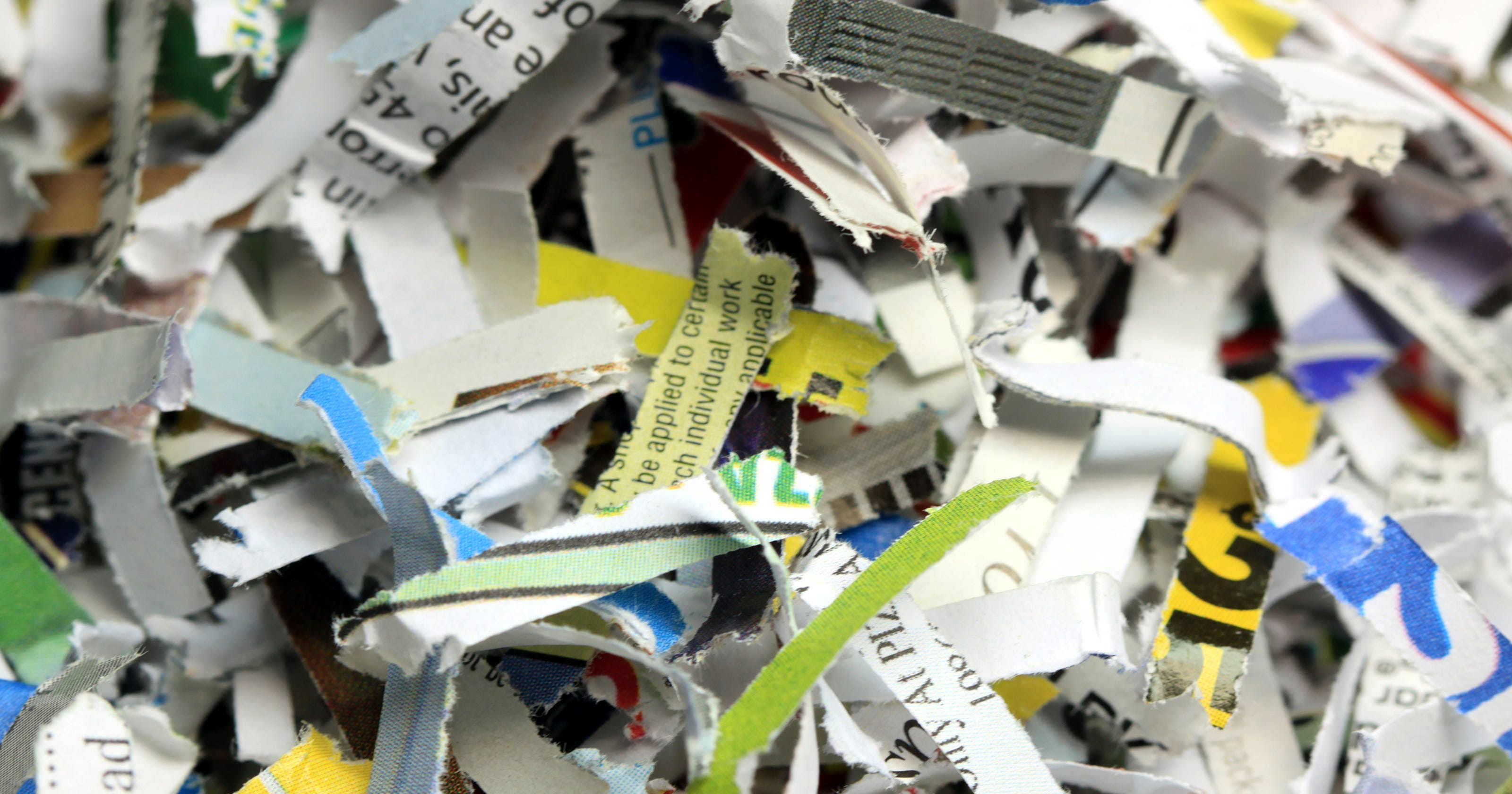 Free shred days: Where to destroy documents in Nashville