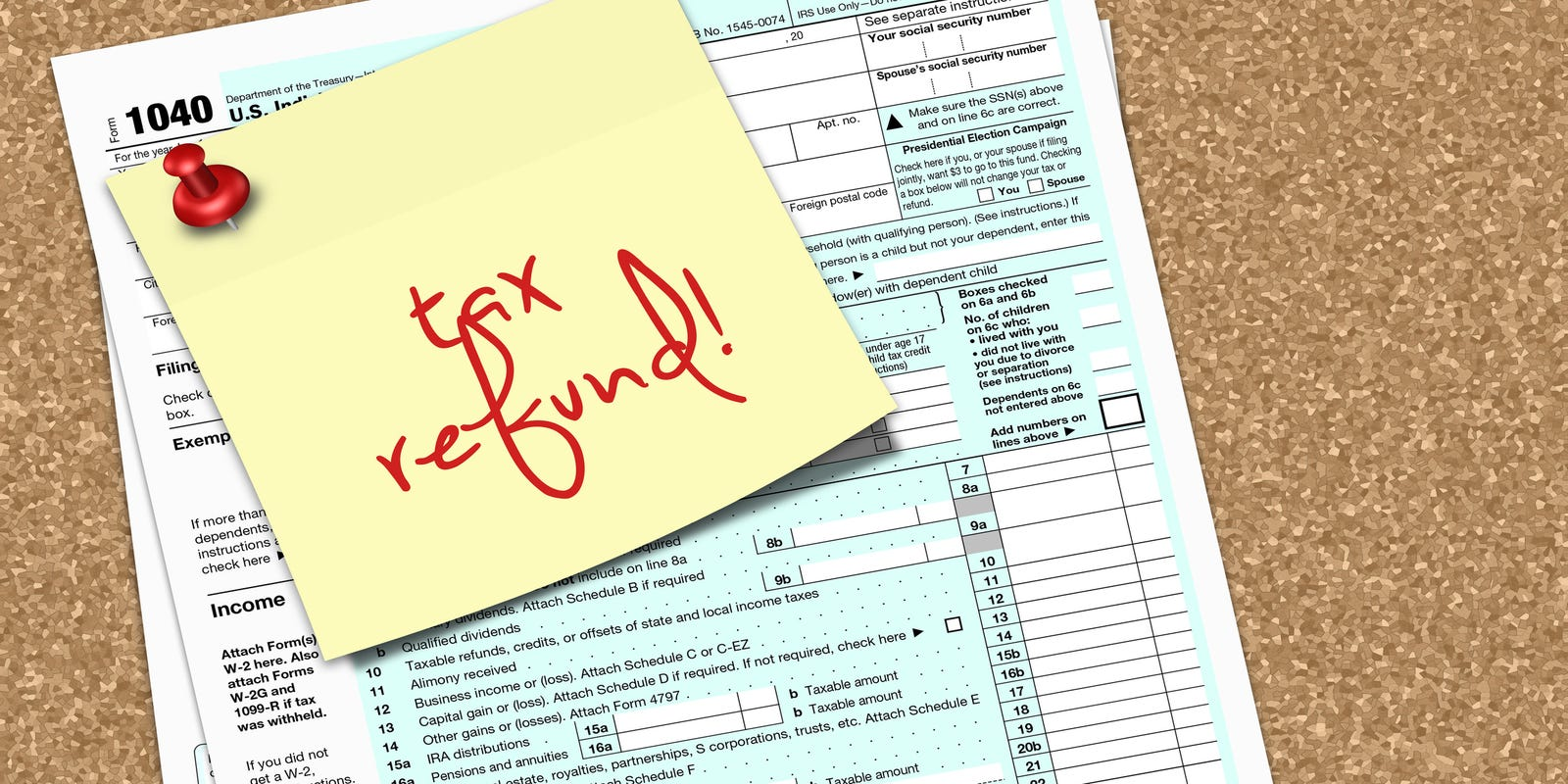 Your 2018 tax refund could get a boost if these 4 breaks return