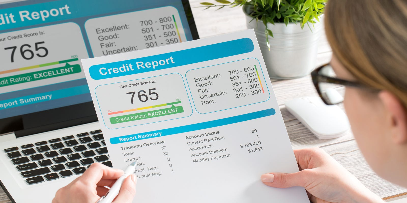 Credit scores: Experian, FICO offer two new products to novices