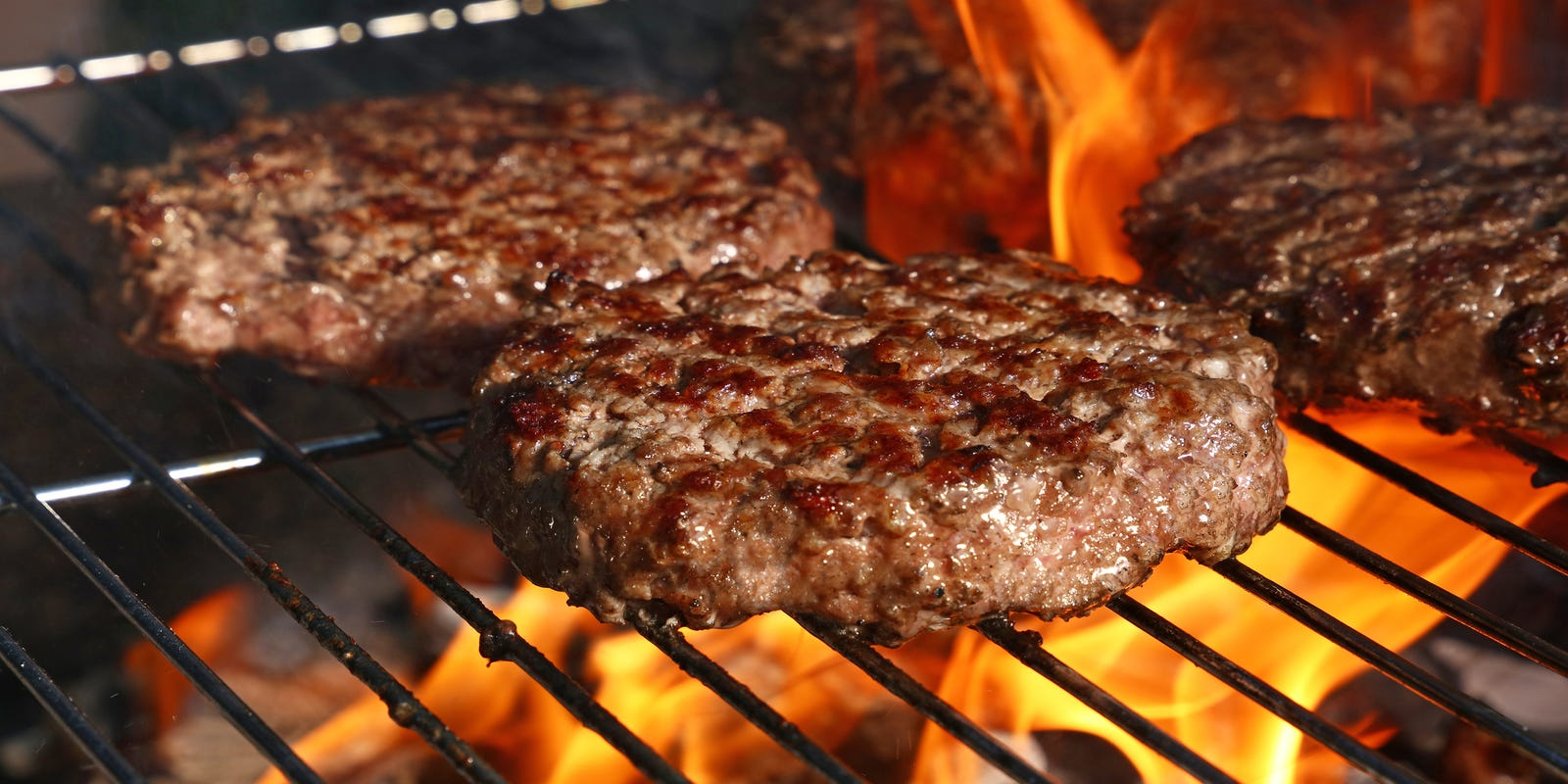Fourth of July barbecue food safety: Grilling your burgers wrong could kill you this Independence Day