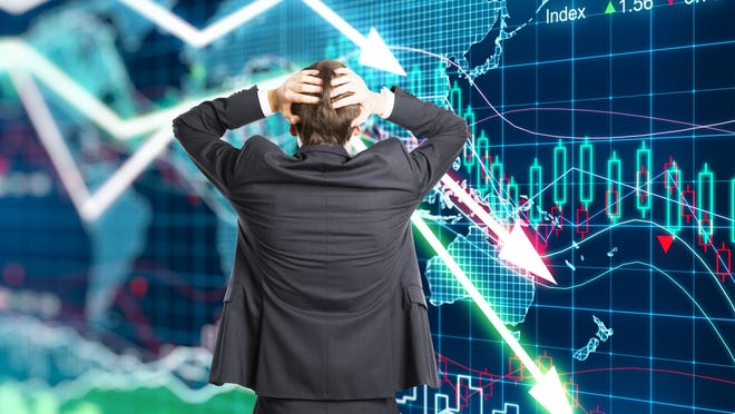A market sell-off can be an opportunity.