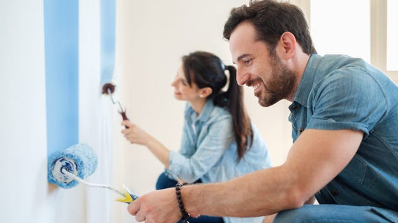 It's okay if you don't feel like doing any home renovation projects in quarantine.