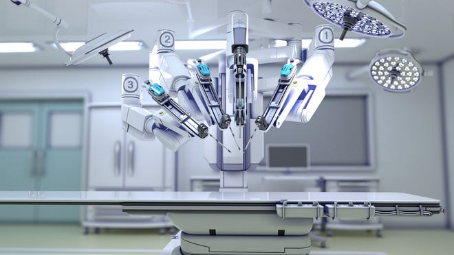 During the past 14 years, more than 1.75 million robotic surgeries have been performed in the United States alone.