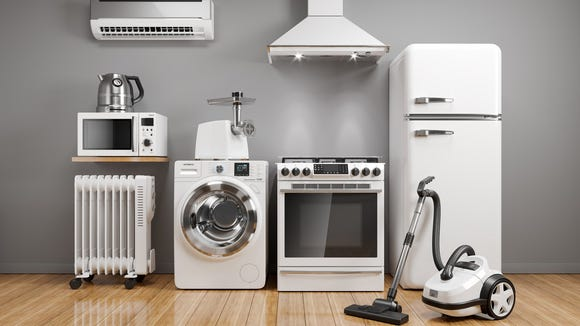 Appliance retailers like Abt and Home Depot are running major sales.