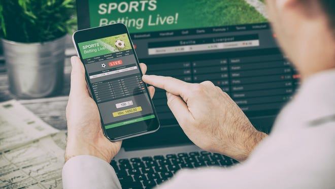 Allowing online sports betting is on the ballot in the Nov. 3 election.