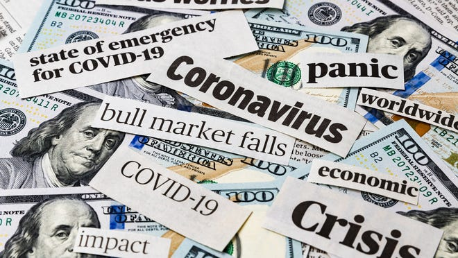 Rural businesses will be challenged as coronavirus cases in rural areas are now among the highest on a population-weighted basis.
