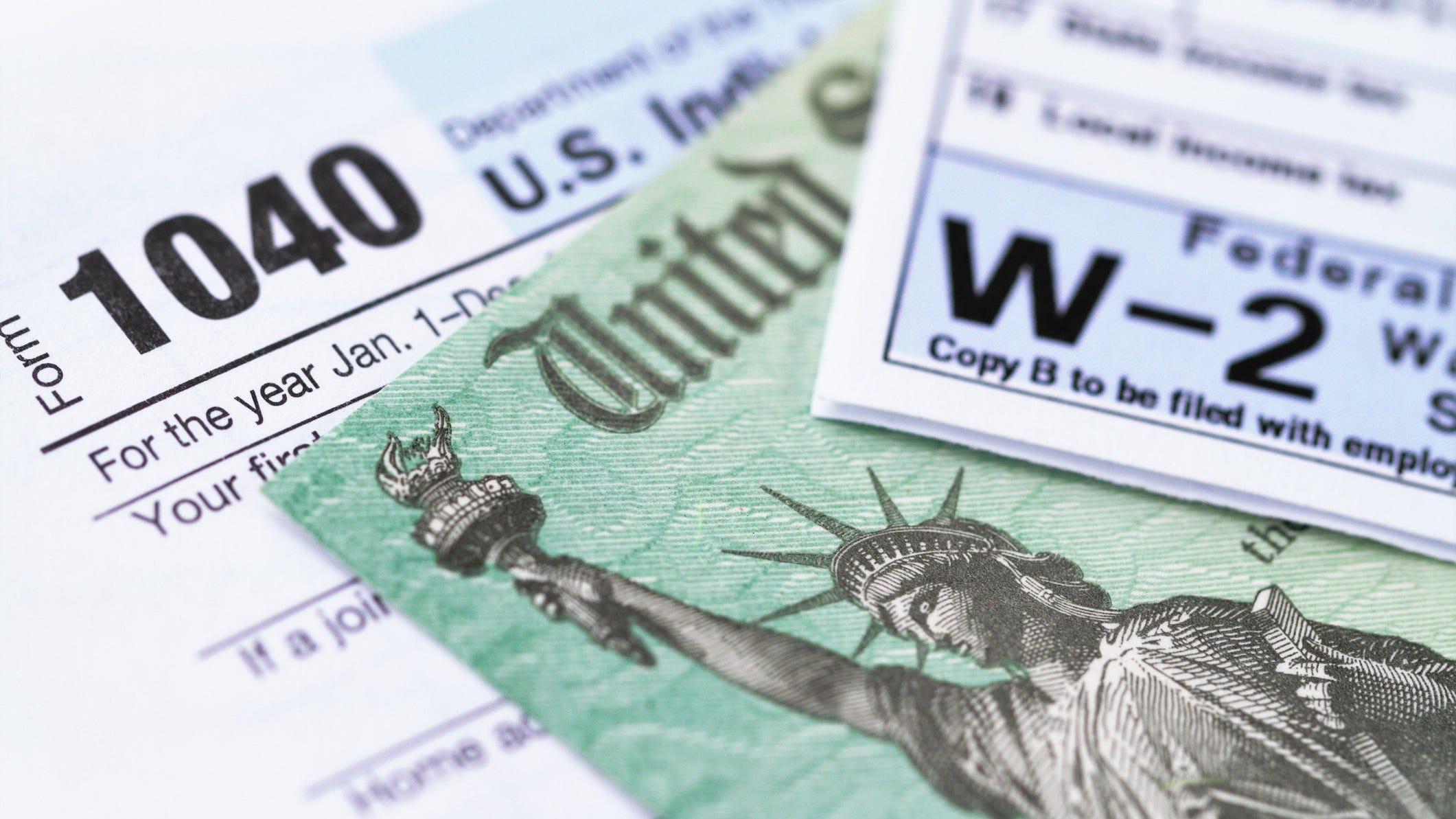 Refund 2021 tax schedule Unemployment tax