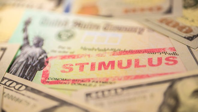 The IRS says all stimulus checks approved last year have been distributed, but some of them may still be in the mail.