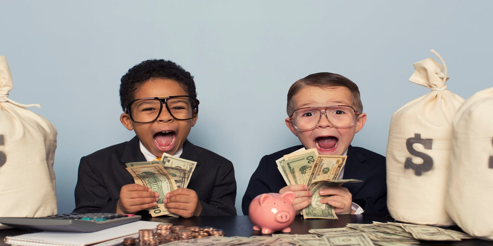 Set your kid for financial success: Here's how to turn your child into a tax-free millionaire for $25 a day