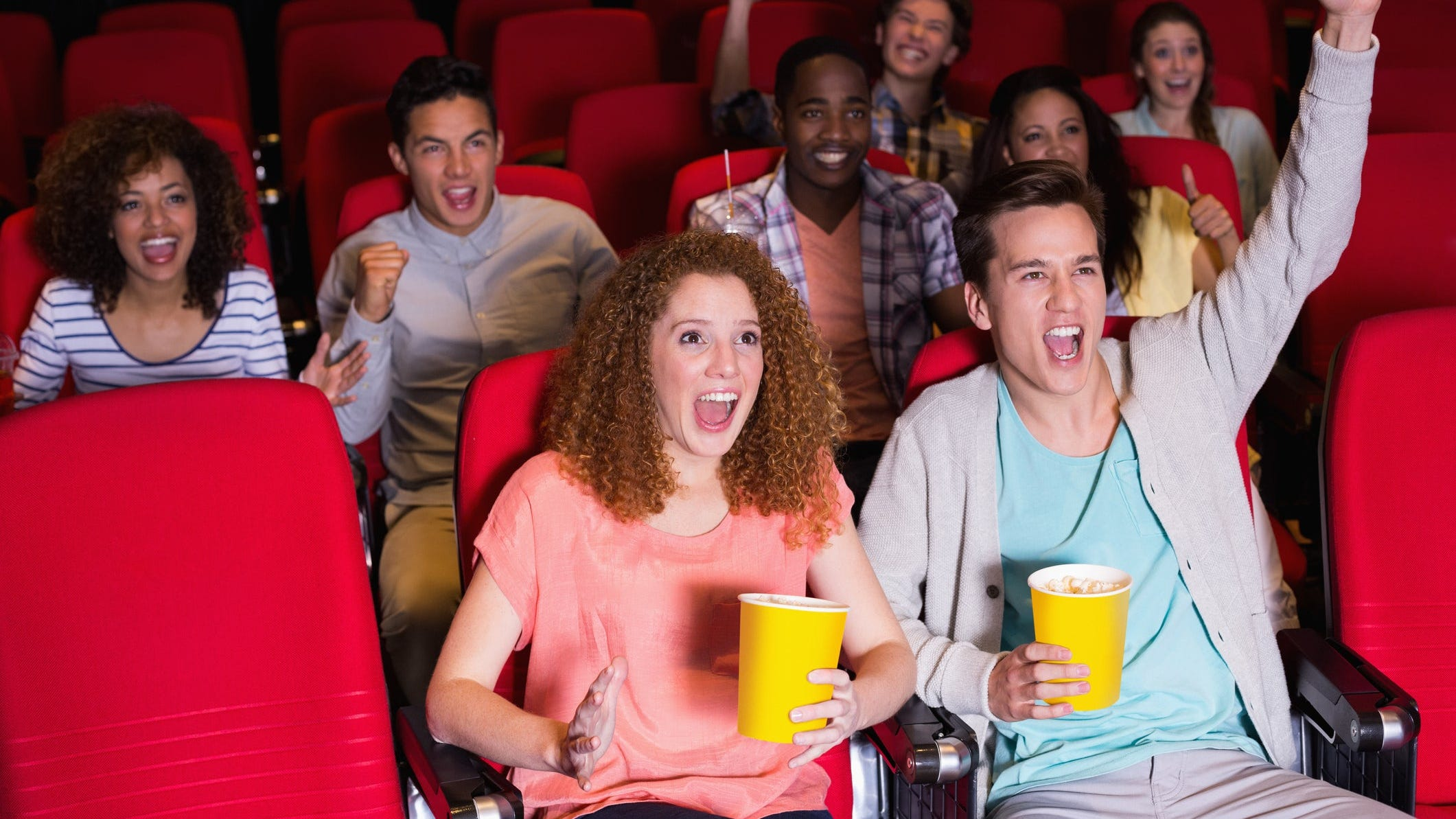The number of people ready to go back to movie theaters will surprise you