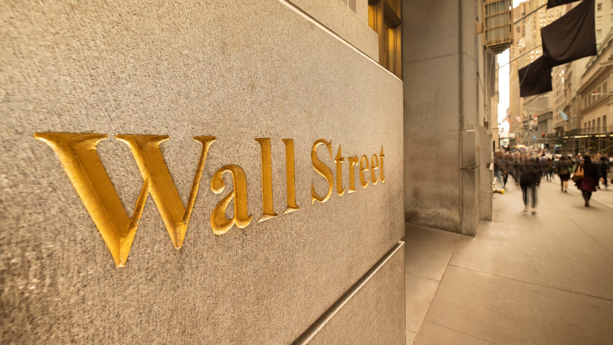 Picture - Stocks edge higher on Wall Street ahead of Fed statement