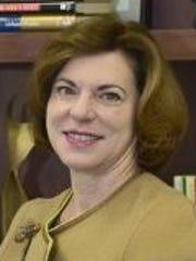 Barbara Mistick, president of Wilson College