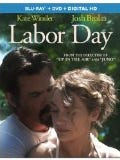 """DVD cover for """"Labor Day."""""""