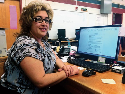 Yvonne Jasso-Perales is the academic advisor at Deming High School. She has helped secure financial aid and scholarships for graduating seniors over the past six years. Those seniors will receive their rewards during the Scholarship Awards Night at 6:30 p.m. Monday in the Deming Public Schools Auditorium.