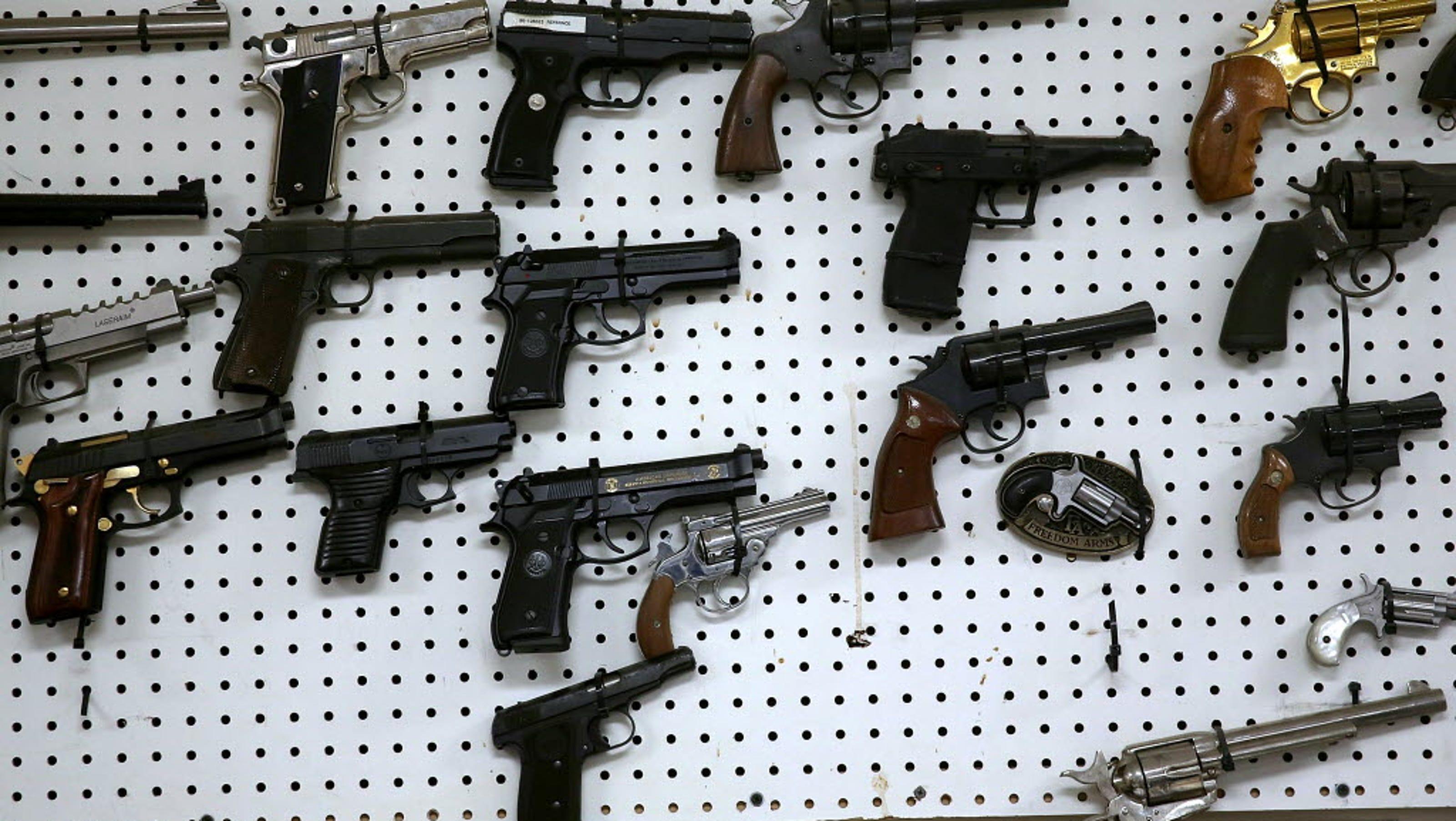 Carrying a gun way worse than beating your wife: Column