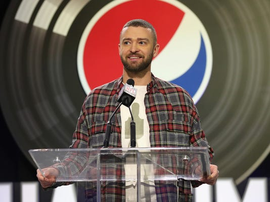 Pepsi Super Bowl LII Halftime Show Press Conference