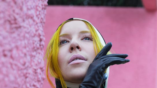 Austra, led by vocalist and primary songwriter Katie