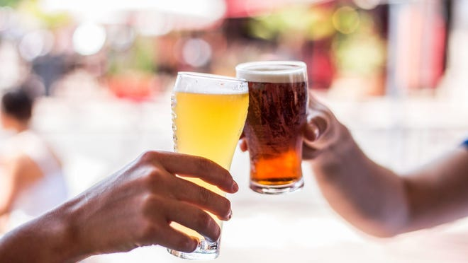 Seven Wisconsin cities, led by Appleton, landed on a top 10 list of the country's drunkest cities. But is the data used fair?