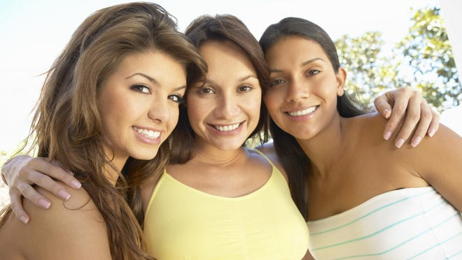 """Her sisters are horrified that she wants to move """"for a man."""""""