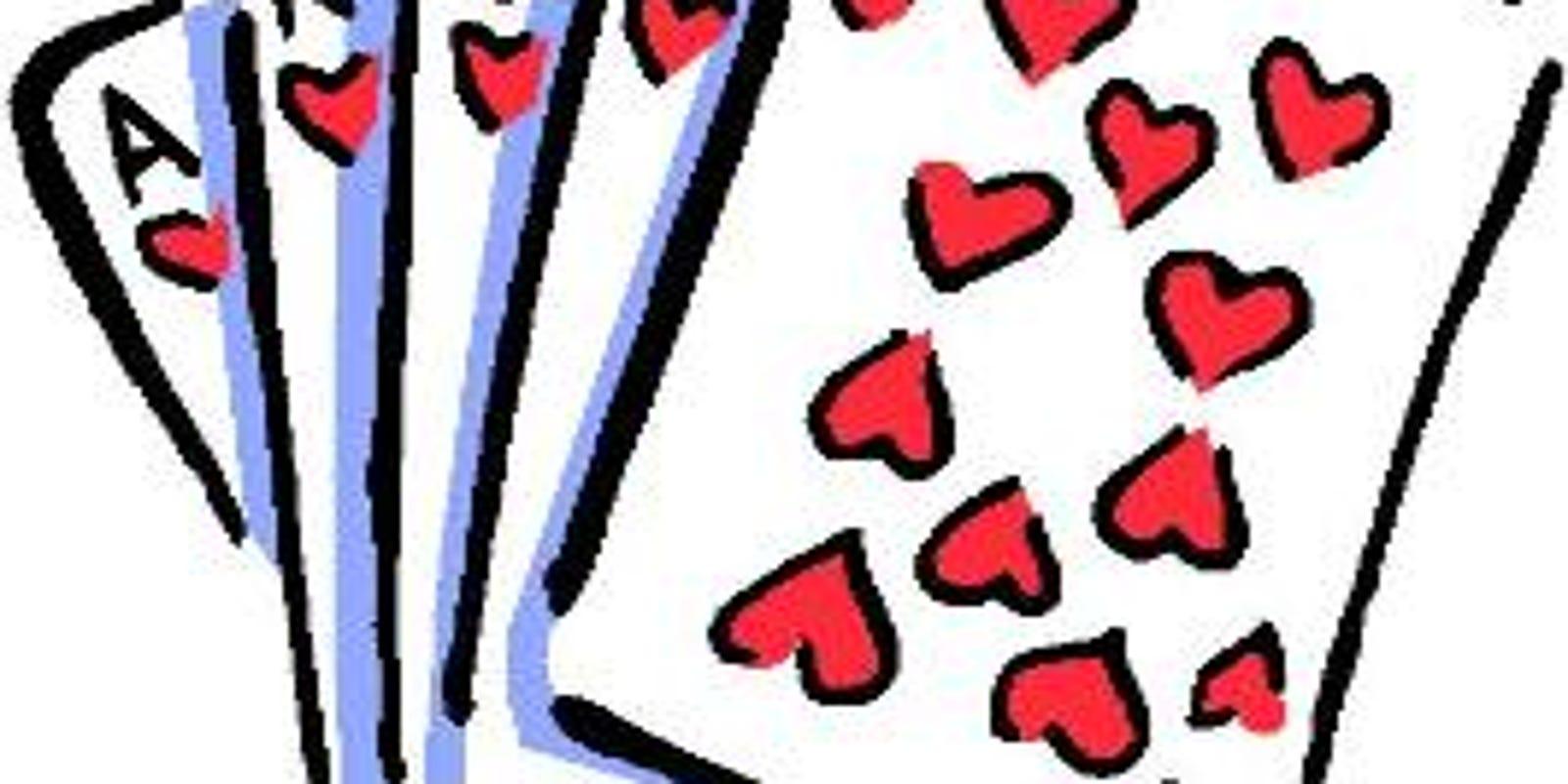 Crown casino card games
