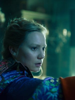 """Alice (Mia Wasikowska) returns to the whimsical world of Underland in """"Alice Through the Looking Glass."""""""