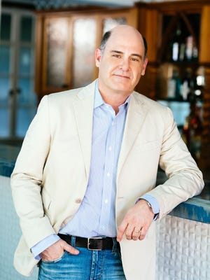 Matthew Weiner has written his first book.