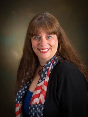 """Patricia """"Tricia"""" Gerst is a 2017 Republican town council candidate in West Milford."""