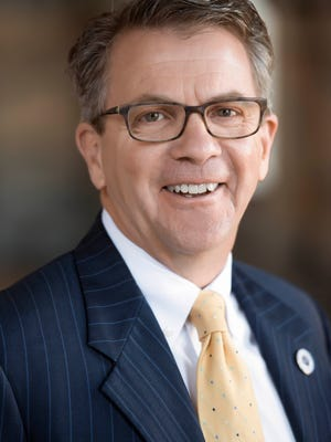 Evansville Mayor Lloyd Winnecke