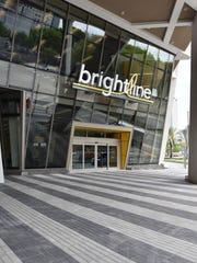 Brightline's new MiamiCentral Station.