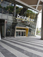 Brightline's new MiamiCentral Station.