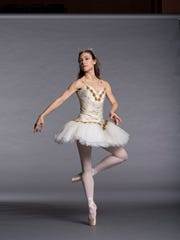 Before she came to Kansas City Ballet in 2010, Tempe
