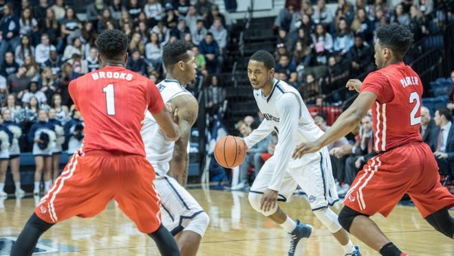 Monmouth University heads to the Times Union Center in Albany, N.Y. on Monday evening to take on Siena College in a high-profile MAAC affair