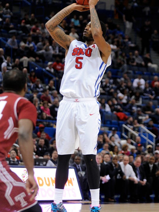 Kennedy leads SMU into American finals, 69-56 over Temple