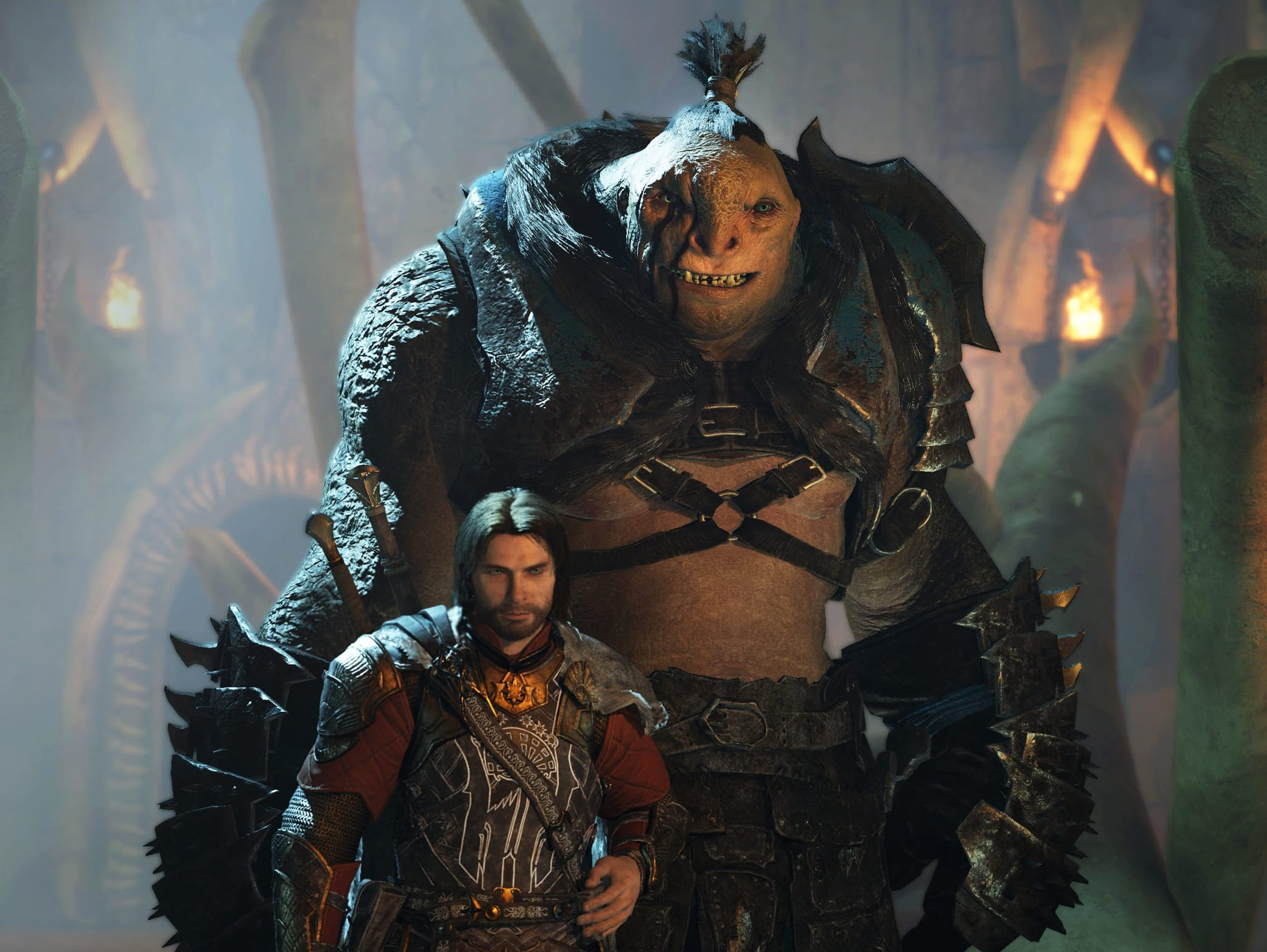 Middle-earth: Shadow of War for PC, PS4 and Xbox One.