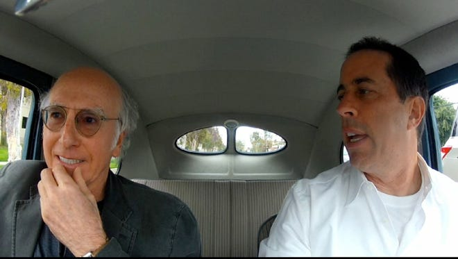 "Jerry Seinfeld's popular Web series ""Comedians in Cars Getting Coffee"" returns for a sixth season on Crackle June 4."