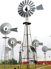 A collection of 52 windmills showcases Kendallville, Ind.'s heritage as a manufacturing hub of these 19th century relics. An 1880s barn includes displays about various types of windmills and how they work.
