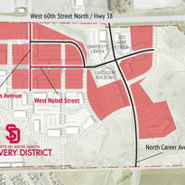 Discovery District 'essentially open for business,' amid talks with big tenants
