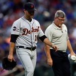 Tigers trounced, swept by Rangers, 12-5, for 10th loss in last 12 games