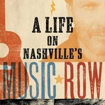 """Hit songwriter Bobby Braddock shares his memories in the new book """"A Life on Nashville's Music Row."""""""