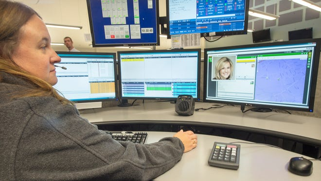 Costs for York County's 911 system are a major factor in the proposed 2016 budget.