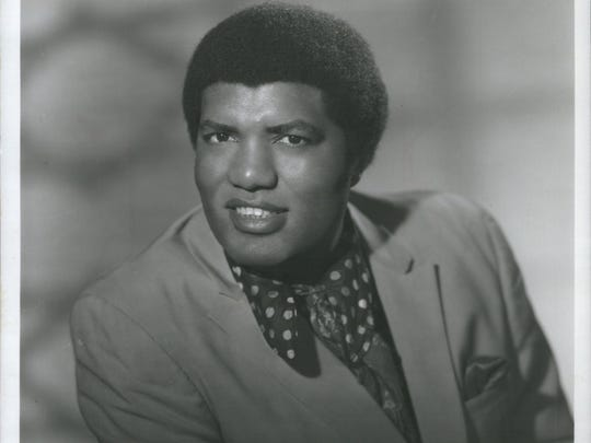 Sir Mack Rice during his stint with Atco Records, which began in the late 1960s.