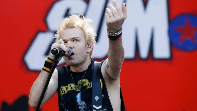 Sum 41 will be performing at The Van Buren in Phoenix on April 29, 2018.