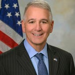 Fifth District U.S. Rep. Ralph Abraham, R-Alto